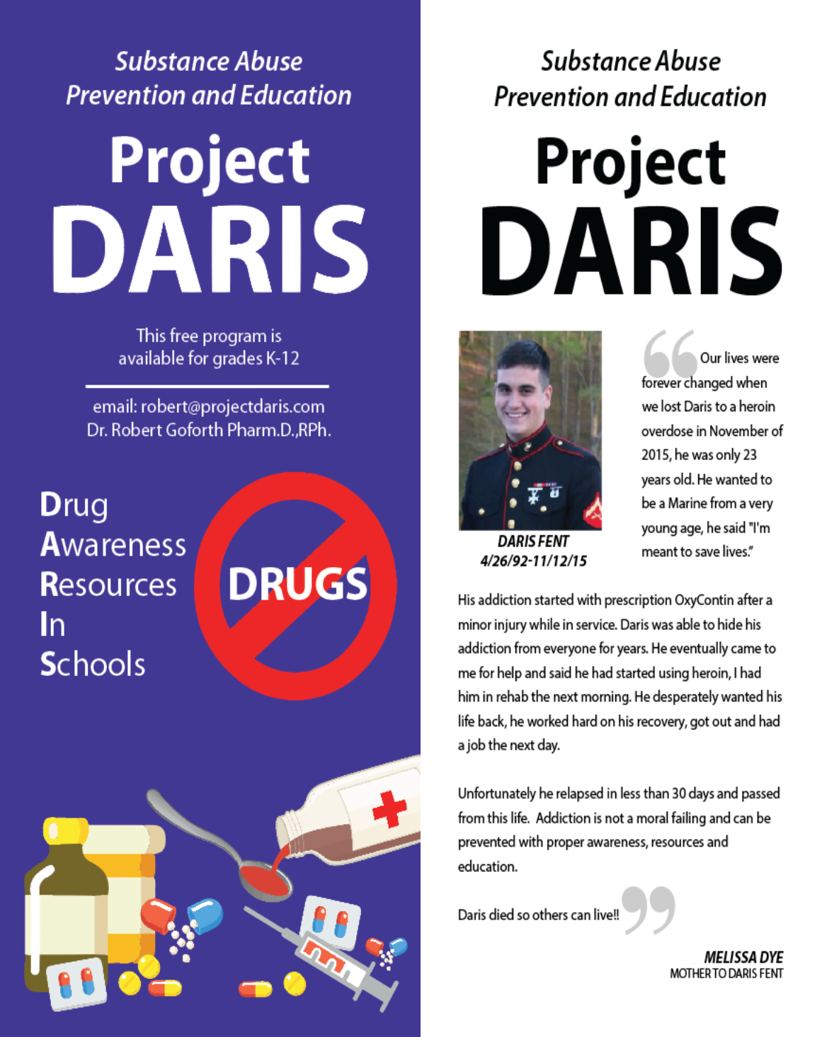 PROJECT DARIS